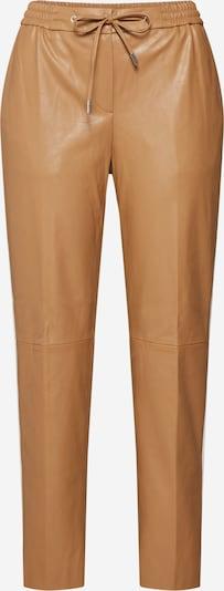 OPUS Broek 'Manu ST' in de kleur Camel, Productweergave