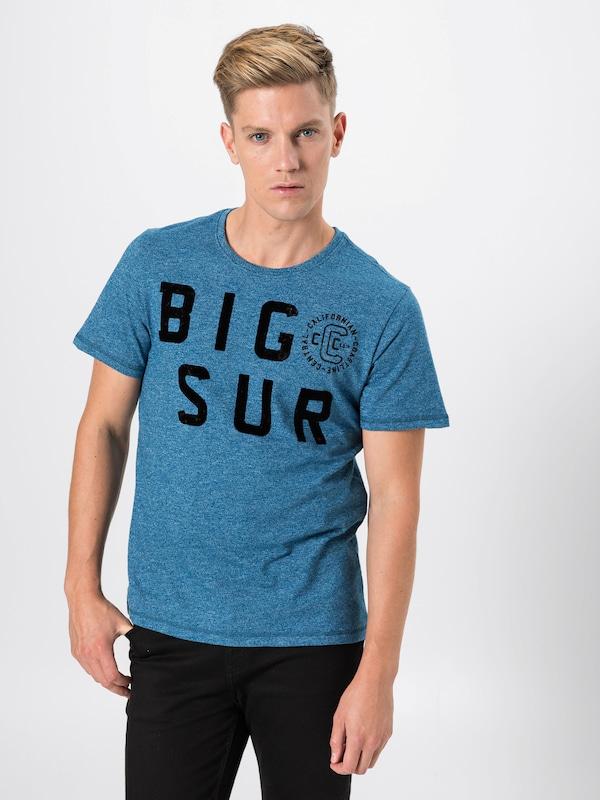oliver shirt En S T Red Label Bleu nwP0k8XO