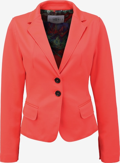 BLONDE No. 8 Blazer 'NIZZA N' in orange, Produktansicht