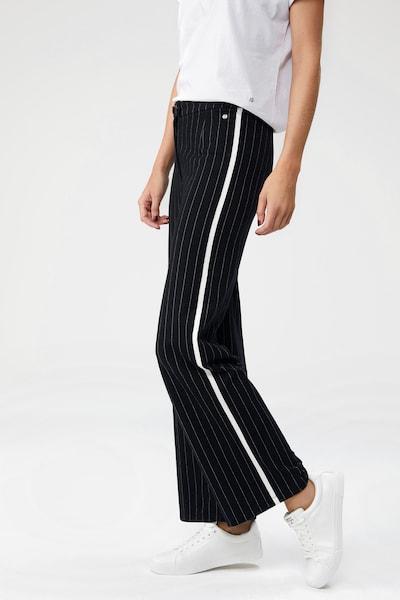 Pantaloni 'Cora' LeGer by Lena Gercke pe negru, Vizualizare model