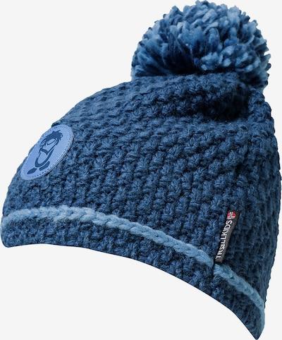 TROLLKIDS Bommelmütze 'HEMSEDAL' in himmelblau / hellblau, Produktansicht