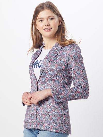Rich & Royal Blazer in mischfarben, Modelansicht