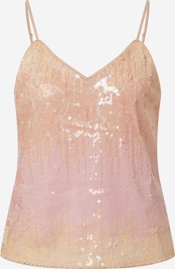 rózsaszín / gyöngyház-fehér ONLY Top, Termék nézet