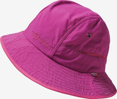 TROLLKIDS Hut TROLL in rosa, Produktansicht