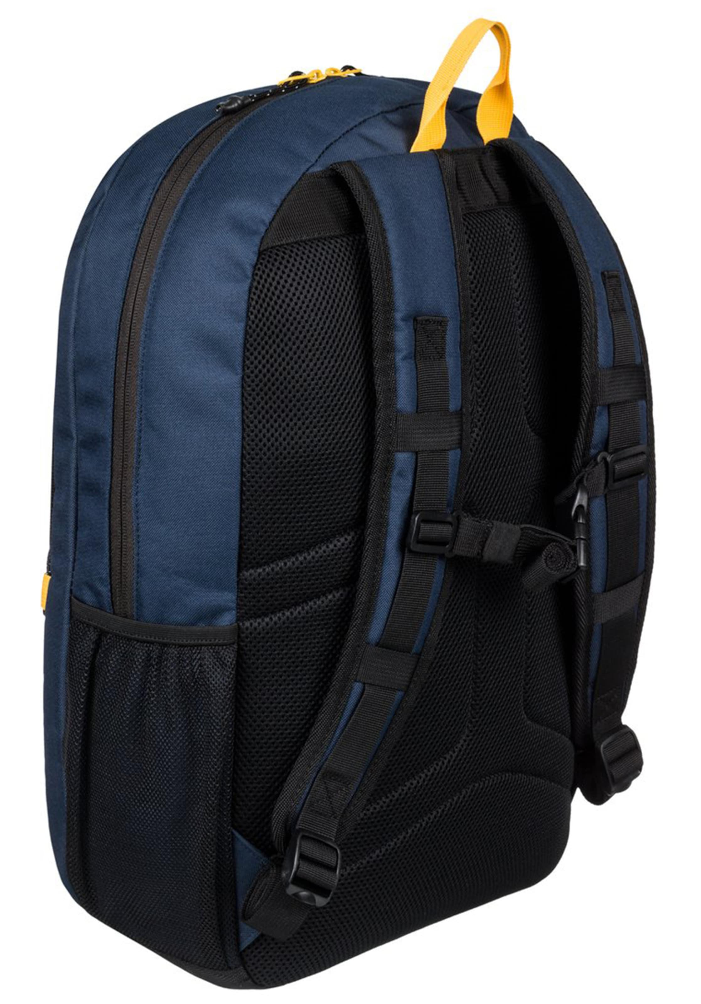 Rucksack In MarineGelb Dc Back' Schwarz 'circle 23l Shoes 8nmwN0vPyO