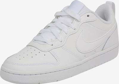 Nike Sportswear Baskets 'Court Borough Low 2' en blanc, Vue avec produit