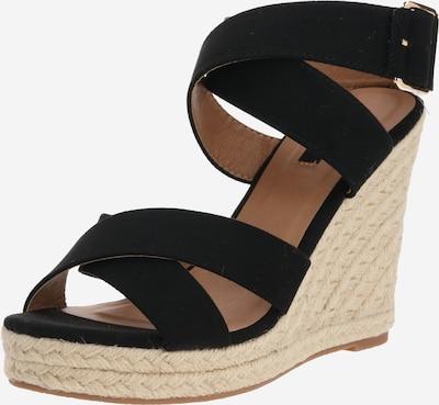 ONLY Páskové sandály - černá, Produkt