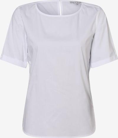 Marie Lund Bluse in weiß, Produktansicht