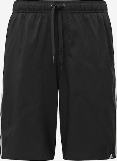 ADIDAS PERFORMANCE Badeshorts in schwarz / weiß, Produktansicht