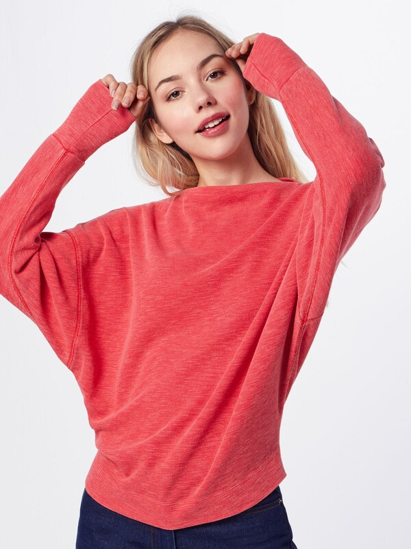 shirt En People Tee' Free Rouge 'nikala Sweat 5RLjA4
