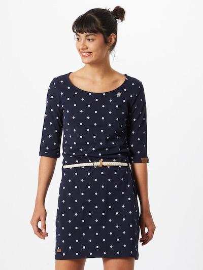 Ragwear Šaty 'Tamy' - béžová / námořnická modř / bílá, Model/ka