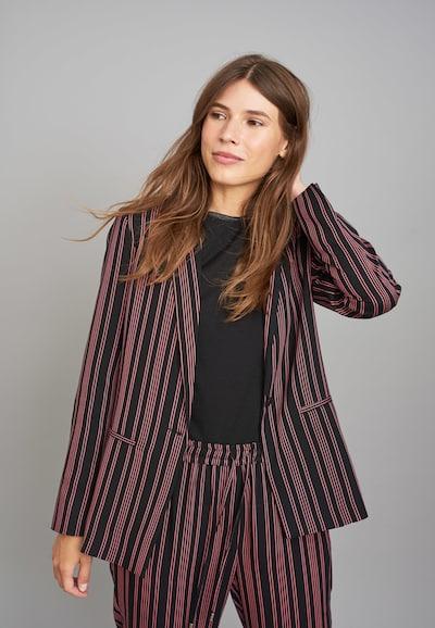 ECHTE Blazer in Dusky pink / Black, View model