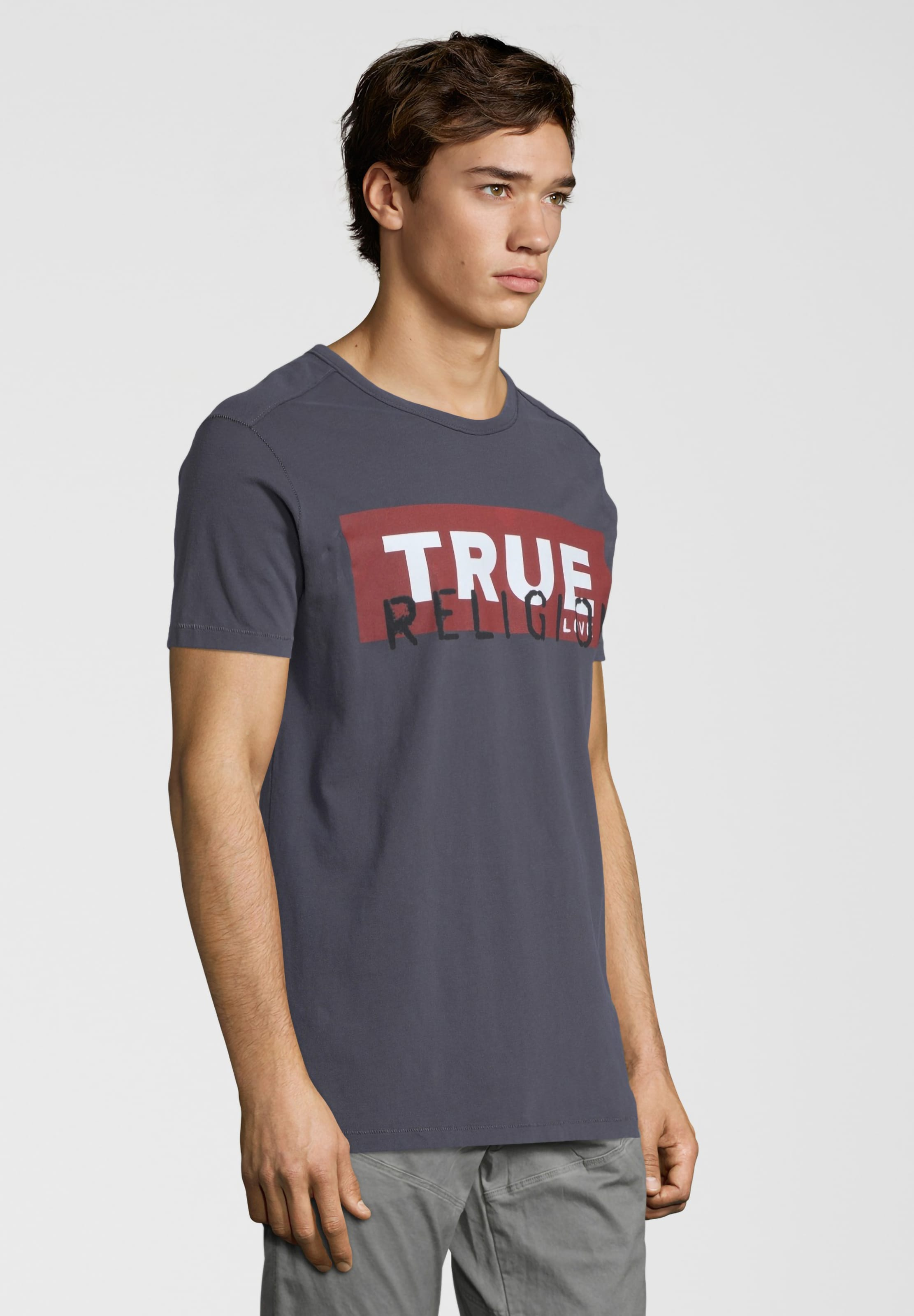 True Religion Grau T In shirt eCBrdxo