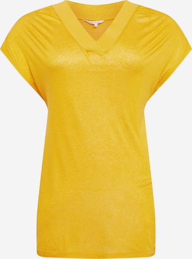 ONLY Carmakoma Bluzka 'Ophelia' w kolorze złoty żółtym, Podgląd produktu