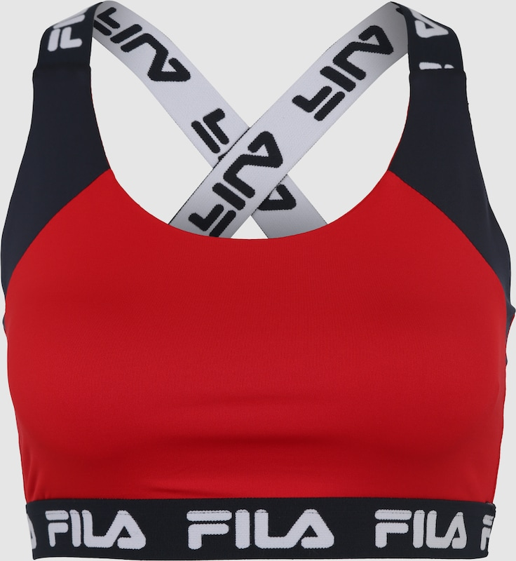 FILA Sport-BH  Betsy  in nachtblau   rot   weiß   ABOUT YOU 35d0d8e7ce