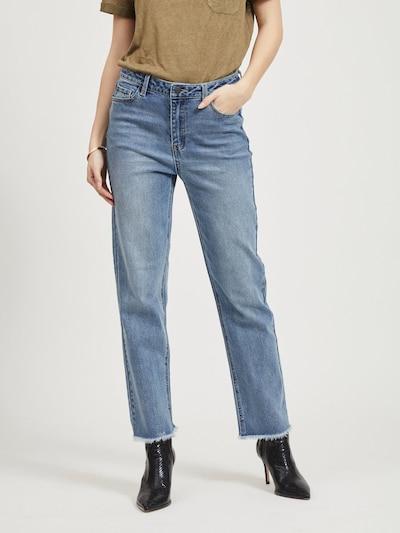 OBJECT Džinsi pieejami zils džinss, Modeļa skats