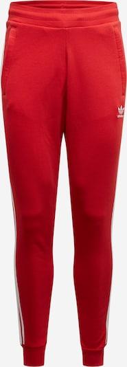 Kelnės iš ADIDAS ORIGINALS , spalva - raudona, Prekių apžvalga