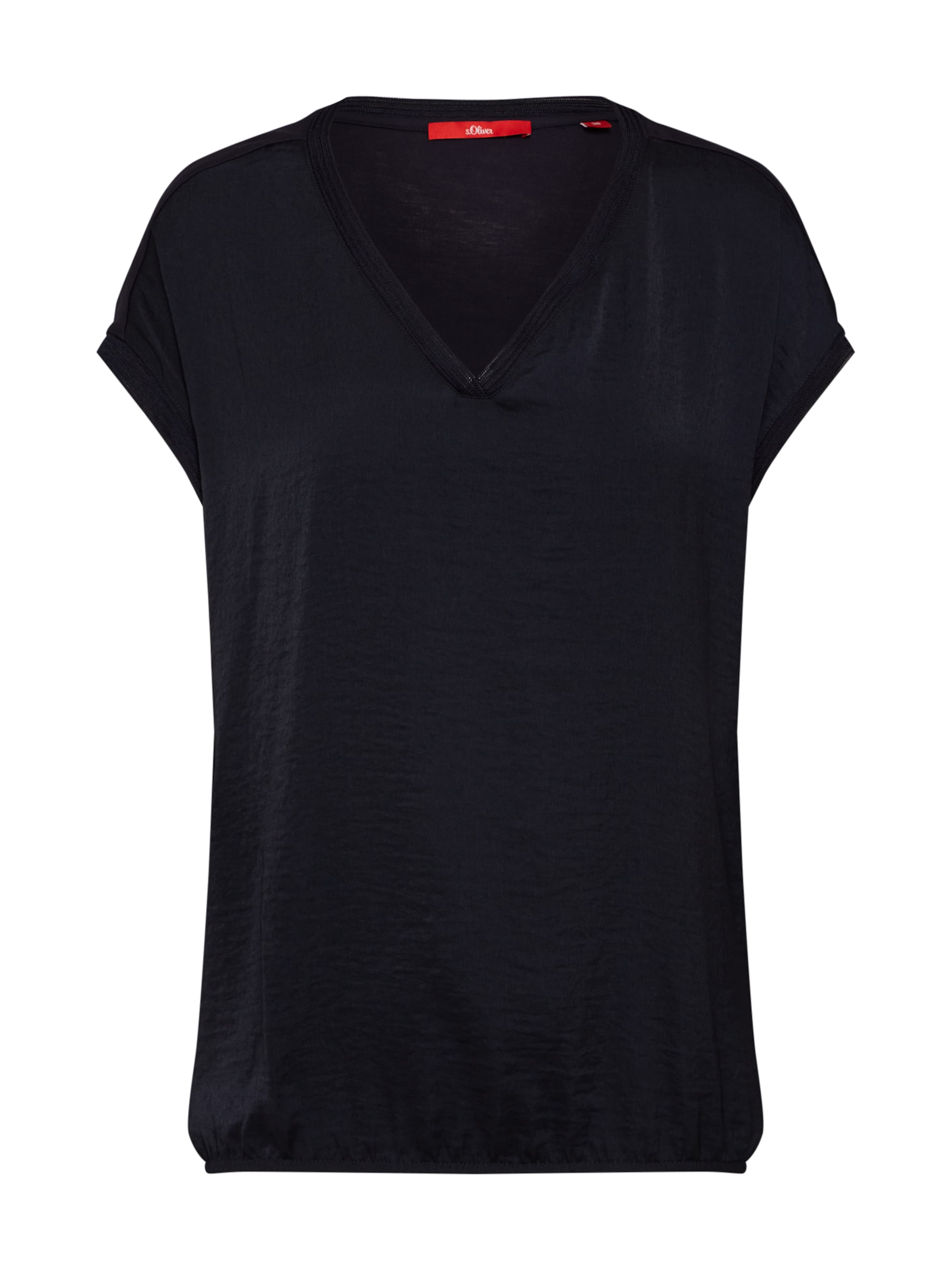 S Red T Label shirt oliver Navy In 5R4ALj