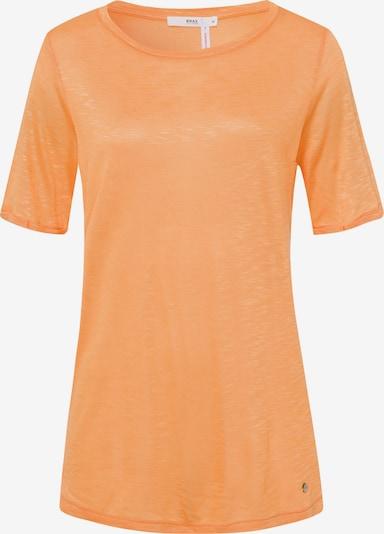 BRAX Shirt 'Style Cathy' in orange, Produktansicht