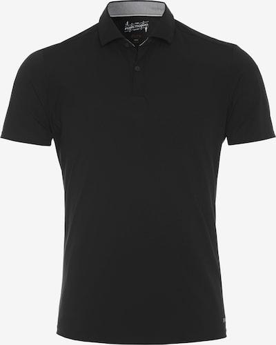 PURE Schönes Functional Polo-Shirt in schwarz, Produktansicht