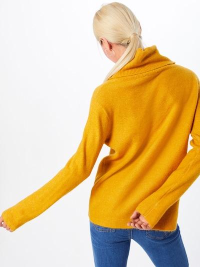 ABOUT YOU Pulover 'Duffy' | rumena barva: Pogled od zadnje strani
