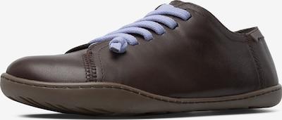 CAMPER Sneaker 'Peu' in schoko / weiß, Produktansicht