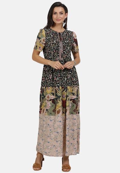 Rochie Usha pe mai multe culori, Vizualizare model