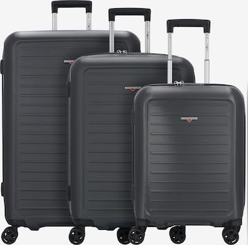 Hardware Kofferset in Grau