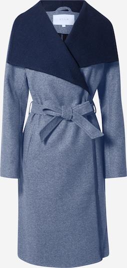 VILA Mantel 'Bias' in nachtblau / taubenblau, Produktansicht