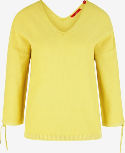 s.Oliver Sweter w kolorze żółtym, Podgląd produktu