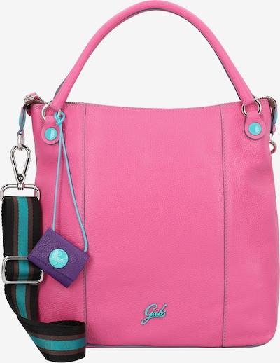 Gabs Tasche 'GSac' in türkis / pink, Produktansicht