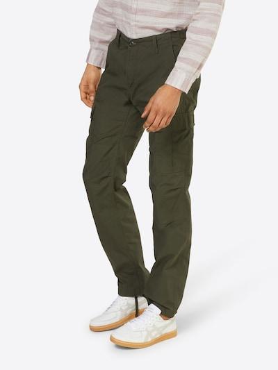 Carhartt WIP Hose 'Aviation Pant' in oliv / dunkelgrün, Modelansicht