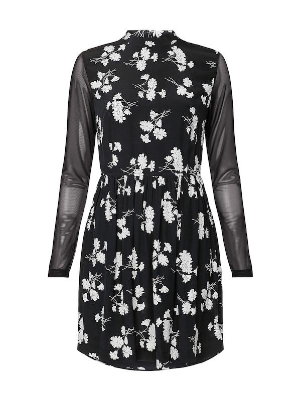 Calvin Klein Jeans Kleid in schwarz / weiß | ABOUT YOU