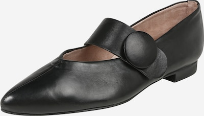 Paul Green Ballerinas in schwarz, Produktansicht