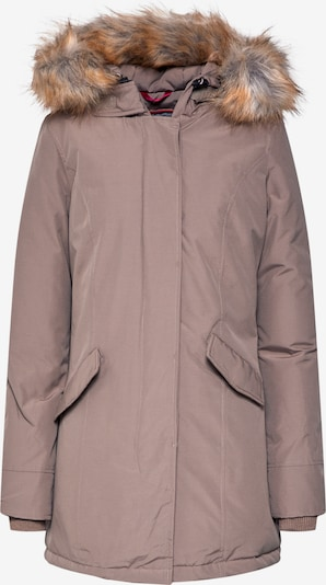 Canadian Classics Winterparka 'Fundy Bay' in creme, Produktansicht