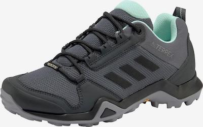 ADIDAS PERFORMANCE Schuhe 'Terrex AX3 GTX' in grau / mint, Produktansicht