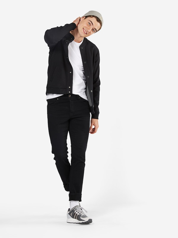 JACK & JONES Jeans 'JJIGLENN JJFOX AKM 360 INDI K BLACK NOOS'