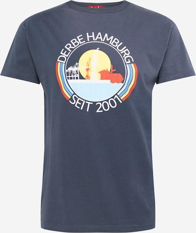 Derbe T-Shirt 'Hafenring Boys' in navy / mischfarben, Produktansicht