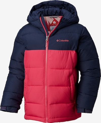 COLUMBIA Outdoorjacke 'Pike Lake' in navy / pink, Produktansicht