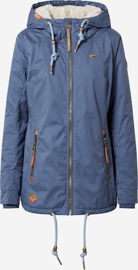 Ragwear Veste outdoor 'Zuzka' en bleu, Vue avec produit