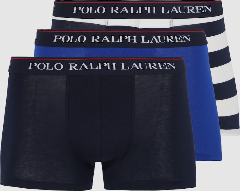 e9d0c87847 POLO RALPH LAUREN Boxeralsók kék / tengerészkék / fehér színben   ABOUT YOU