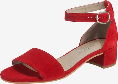 PAVEMENT Sandalette 'Ninna' in rot, Produktansicht