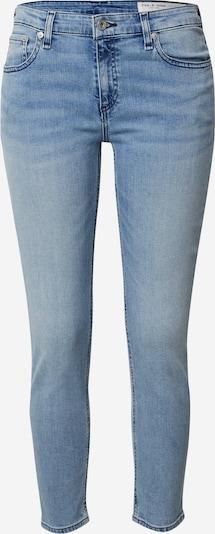 rag & bone Jeans in de kleur Blauw, Productweergave