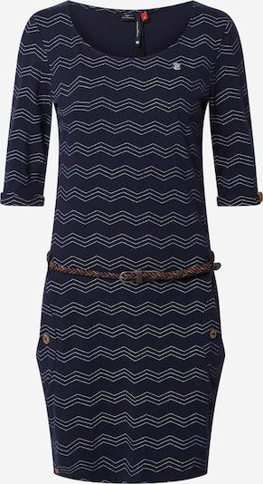 Ragwear Robe 'Tanya' en bleu marine / blanc, Vue avec produit