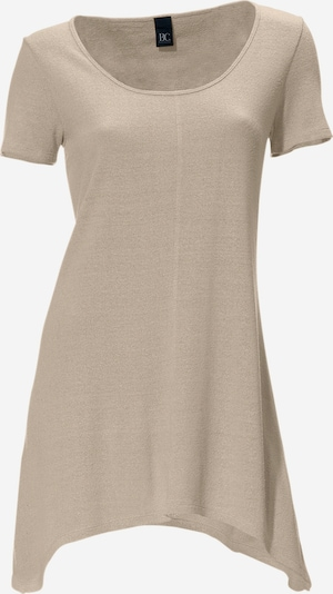 heine RUBINA STONES Longshirt in hellbraun, Produktansicht
