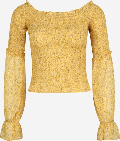 Missguided (Tall) Bluse in braun / gelb / weiß, Produktansicht