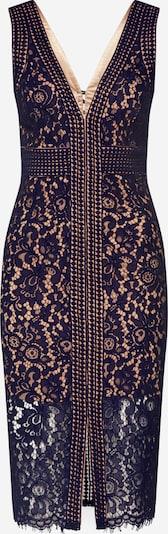 Bardot Robe de cocktail 'MORGAN' en bleu marine, Vue avec produit