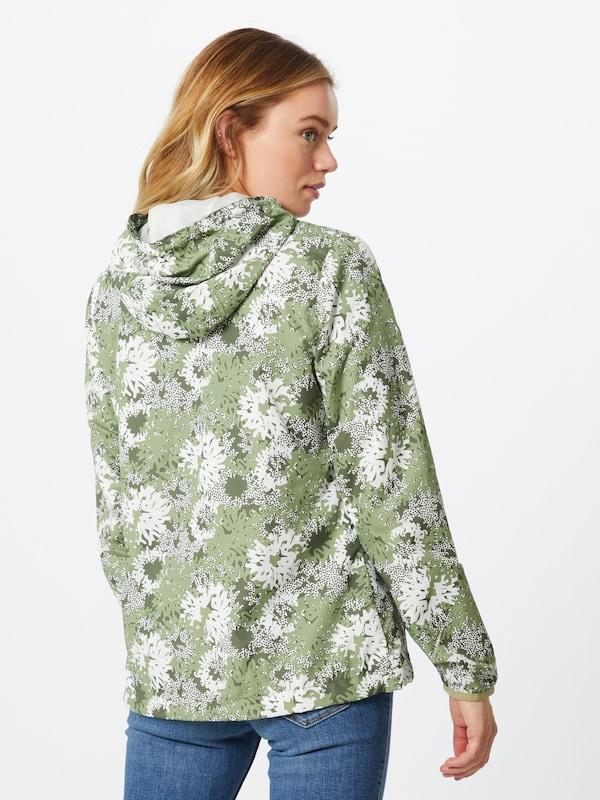 ICEPEAK Funkcionális dzseki 'ADDIS' Zöld Khaki   ABOUT YOU