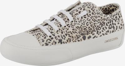 Candice Cooper Sneaker in beige / schwarz, Produktansicht