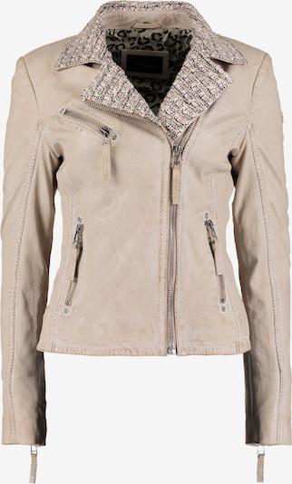 DNR Jackets Jacke in hellbeige, Produktansicht